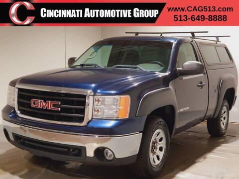 2008 GMC Sierra 1500 for sale at Cincinnati Automotive Group in Lebanon OH