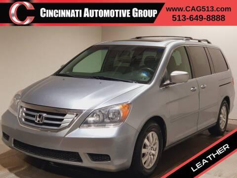 2008 Honda Odyssey for sale at Cincinnati Automotive Group in Lebanon OH