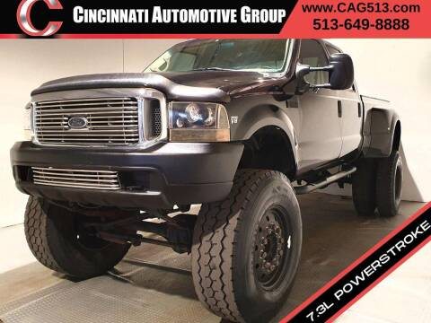 1999 Ford F-350 Super Duty for sale at Cincinnati Automotive Group in Lebanon OH