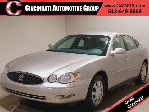 2007 Buick LaCrosse for sale at Cincinnati Automotive Group in Lebanon OH