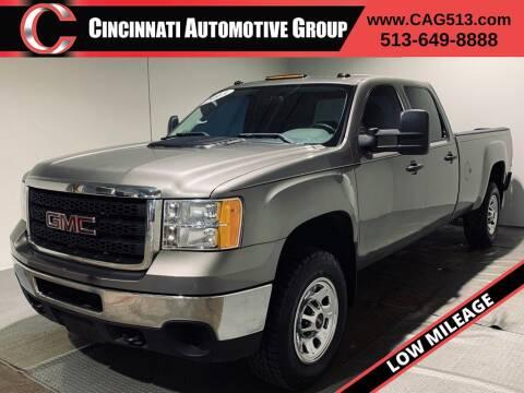 2013 GMC Sierra 3500HD for sale at Cincinnati Automotive Group in Lebanon OH