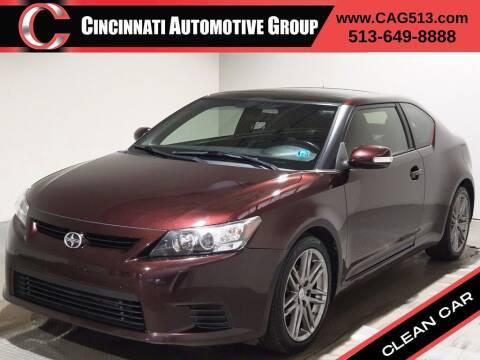 2013 Scion tC for sale at Cincinnati Automotive Group in Lebanon OH