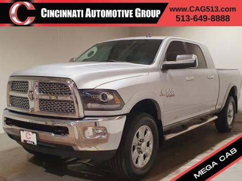 2014 RAM Ram Pickup 2500 for sale at Cincinnati Automotive Group in Lebanon OH