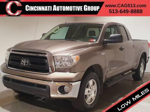 2010 Toyota Tundra for sale at Cincinnati Automotive Group in Lebanon OH