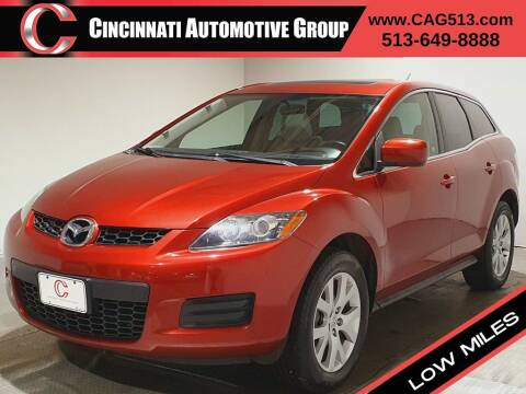 2007 Mazda CX-7 for sale at Cincinnati Automotive Group in Lebanon OH