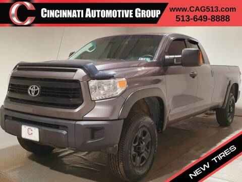 2015 Toyota Tundra for sale at Cincinnati Automotive Group in Lebanon OH