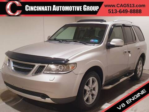 2006 Saab 9-7X for sale at Cincinnati Automotive Group in Lebanon OH