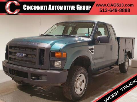 2008 Ford F-350 Super Duty for sale at Cincinnati Automotive Group in Lebanon OH