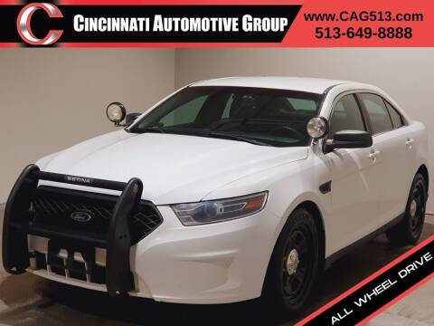 2013 Ford Taurus for sale at Cincinnati Automotive Group in Lebanon OH