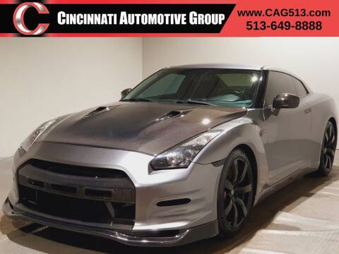 2009 Nissan GT-R for sale at Cincinnati Automotive Group in Lebanon OH