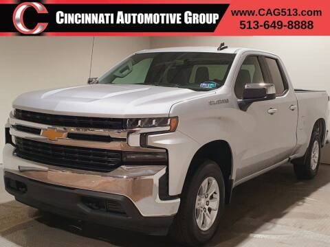 2020 Chevrolet Silverado 1500 for sale at Cincinnati Automotive Group in Lebanon OH