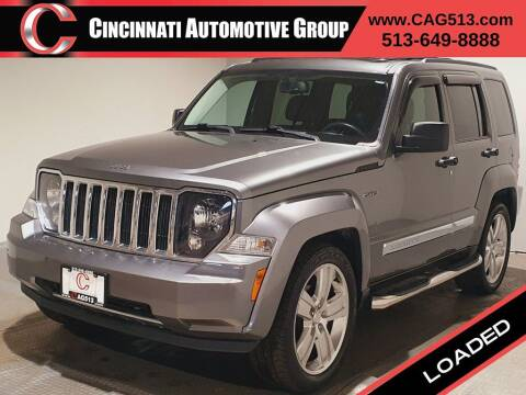 2012 Jeep Liberty for sale at Cincinnati Automotive Group in Lebanon OH