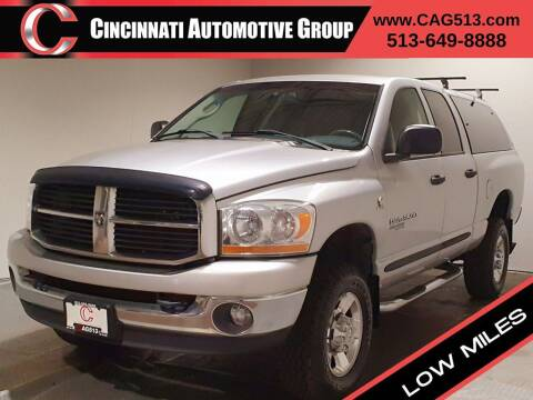 2006 Dodge Ram Pickup 3500 for sale at Cincinnati Automotive Group in Lebanon OH