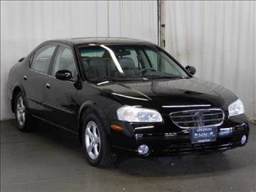2000 Nissan Maxima for sale in Middletown, OH