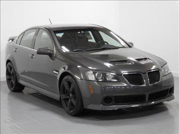 2009 Pontiac G8 for sale in Middletown, OH