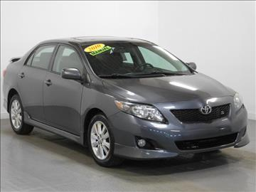 2010 Toyota Corolla for sale in Middletown, OH