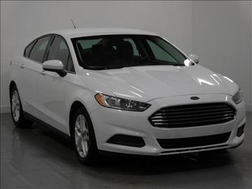 2013 Ford Fusion for sale in Middletown, OH