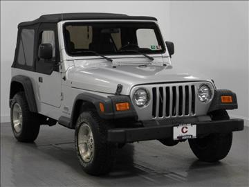 2006 Jeep Wrangler for sale in Middletown, OH