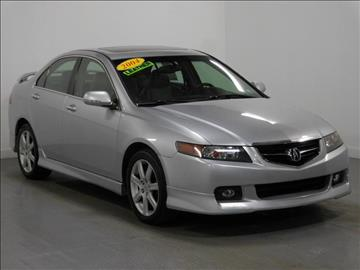 2004 Acura TSX for sale in Middletown, OH