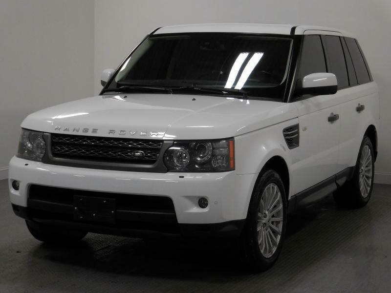 2011 Land Rover Range Rover Sport for sale at Cincinnati Automotive Group in Middletown OH