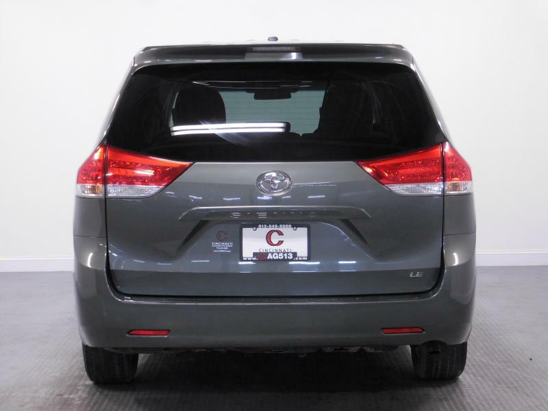 2012 Toyota Sienna for sale at Cincinnati Automotive Group in Middletown OH