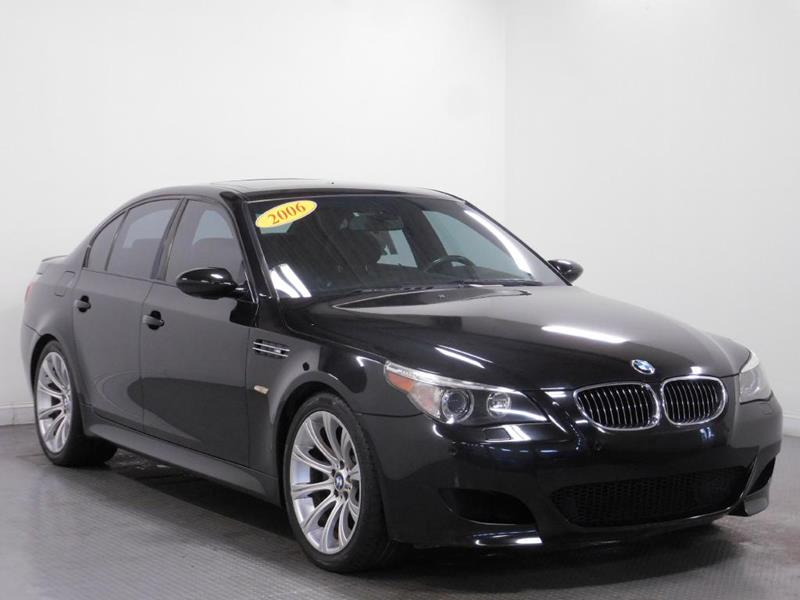 2006 BMW M5 for sale at Cincinnati Automotive Group in Middletown OH