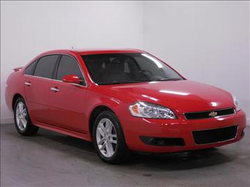 2013 Chevrolet Impala for sale in Middletown, OH