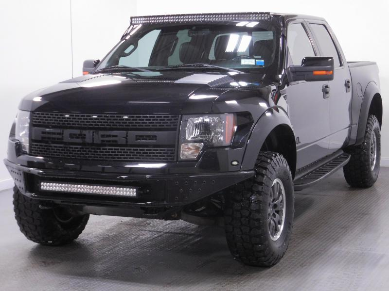 2011 Ford F-150 for sale at Cincinnati Automotive Group in Middletown OH