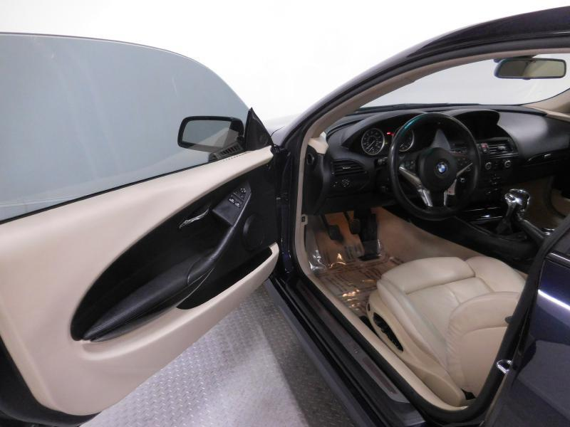 2008 BMW 6 Series for sale at Cincinnati Automotive Group in Middletown OH