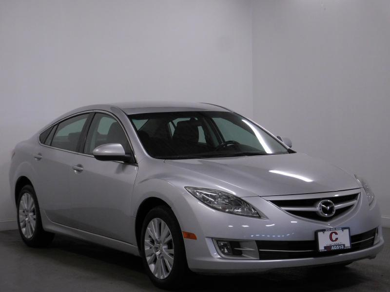 2009 Mazda MAZDA6 for sale at Cincinnati Automotive Group in Middletown OH