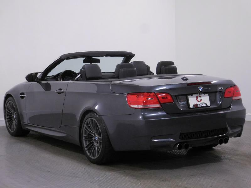 2008 BMW M3 for sale at Cincinnati Automotive Group in Middletown OH