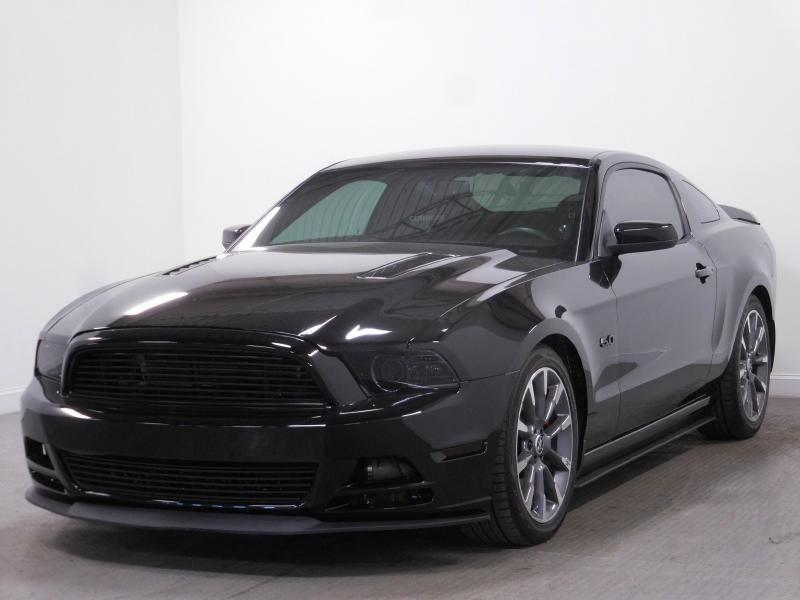 2013 Ford Mustang for sale at Cincinnati Automotive Group in Middletown OH