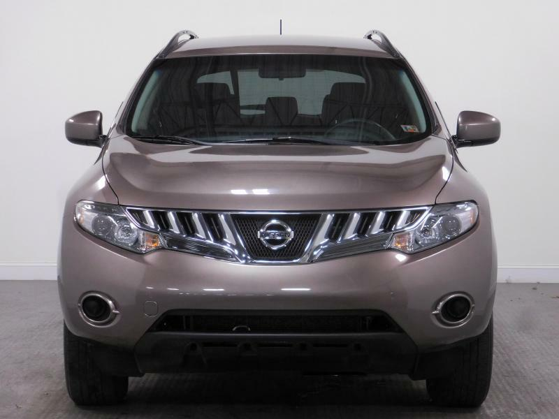 2009 Nissan Murano for sale at Cincinnati Automotive Group in Middletown OH