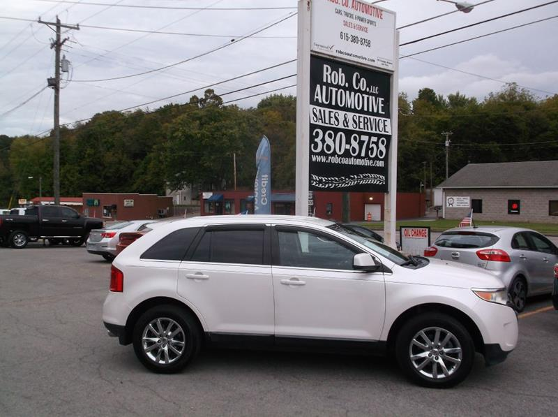 Ford Edge For Sale At Rob Co Automotive Llc In Springfield Tn