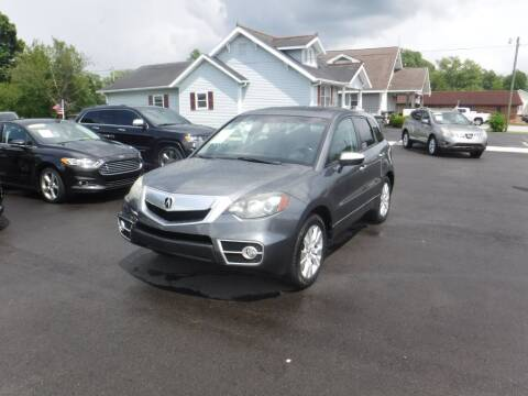 2010 Acura RDX for sale at Rob Co Automotive LLC in Springfield TN