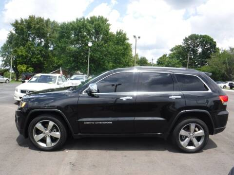 2015 Jeep Grand Cherokee for sale at Rob Co Automotive LLC in Springfield TN