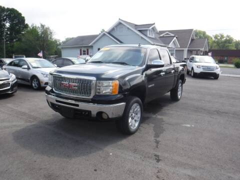 2013 GMC Sierra 1500 for sale at Rob Co Automotive LLC in Springfield TN