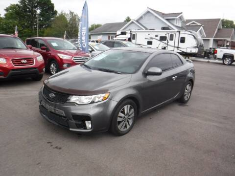 2013 Kia Forte Koup for sale at Rob Co Automotive LLC in Springfield TN