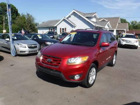 2010 Hyundai Santa Fe for sale at Rob Co Automotive LLC in Springfield TN