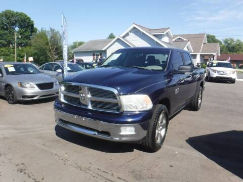 2012 RAM Ram Pickup 1500 for sale at Rob Co Automotive LLC in Springfield TN