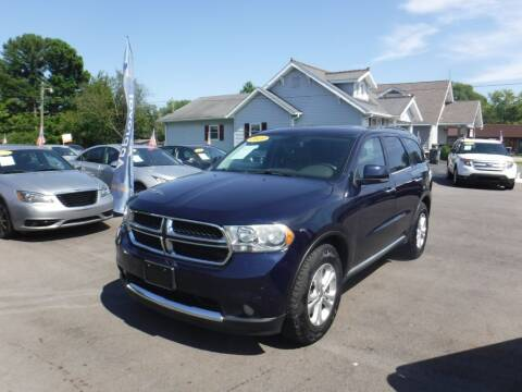 2013 Dodge Durango for sale at Rob Co Automotive LLC in Springfield TN