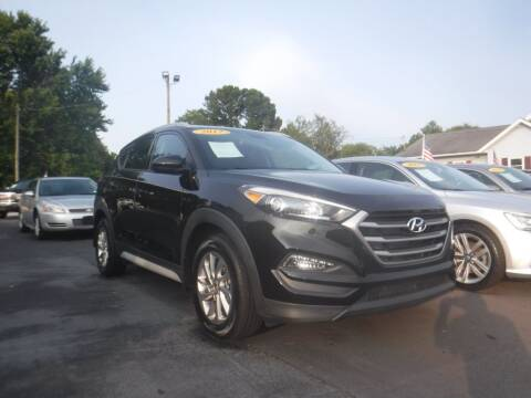 2017 Hyundai Tucson for sale at Rob Co Automotive LLC in Springfield TN