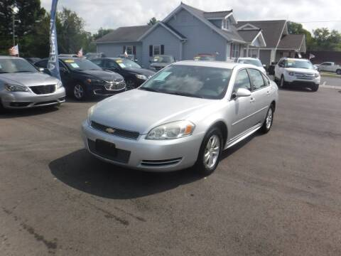 2013 Chevrolet Impala for sale at Rob Co Automotive LLC in Springfield TN