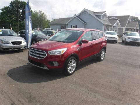 2017 Ford Escape for sale at Rob Co Automotive LLC in Springfield TN