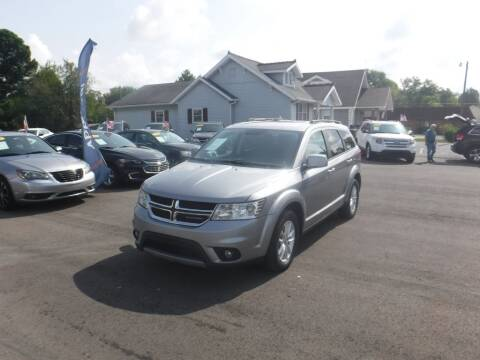 2017 Dodge Journey for sale at Rob Co Automotive LLC in Springfield TN
