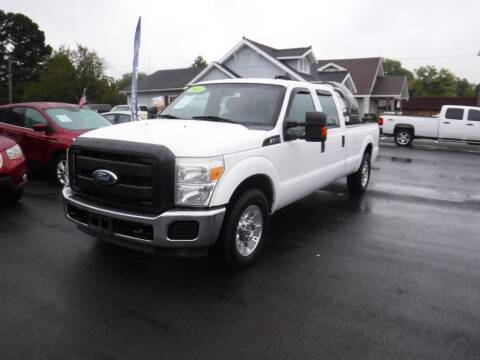 2011 Ford F-250 Super Duty for sale at Rob Co Automotive LLC in Springfield TN