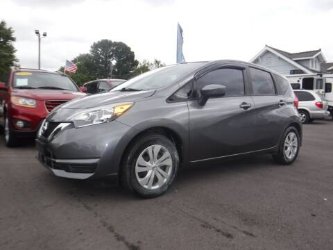 2017 Nissan Versa Note for sale at Rob Co Automotive LLC in Springfield TN
