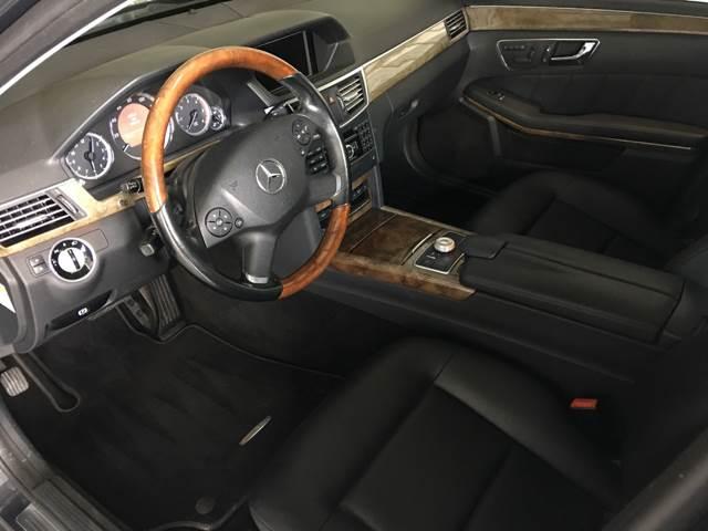 2011 Mercedes-Benz E-Class E 350 BlueTEC Sport 4dr Sedan - Houston TX