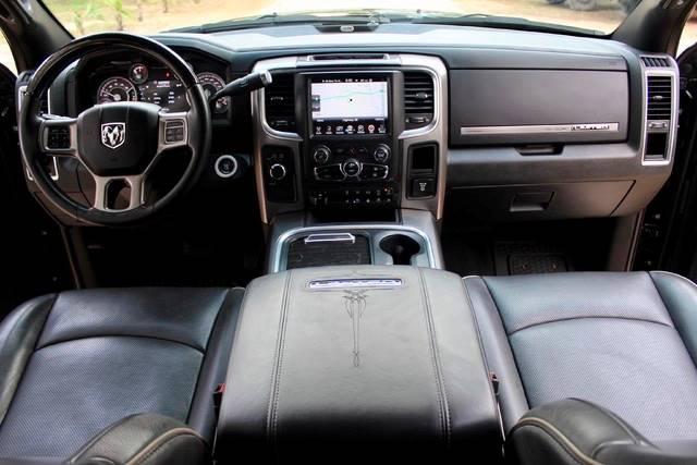 2016 RAM Ram Pickup 3500 4x4 Laramie Limited 4dr Crew Cab 8 ft. LB Pickup - Houston TX