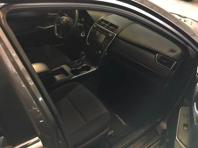 2015 Toyota Camry LE 4dr Sedan - Houston TX